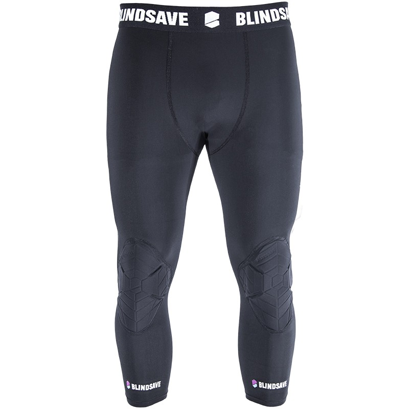 Blindsave 3/4 Tights, Knee Padding