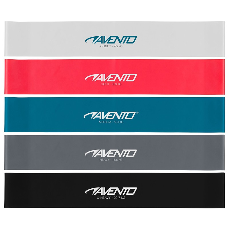 Avento Latexband Set 42SA