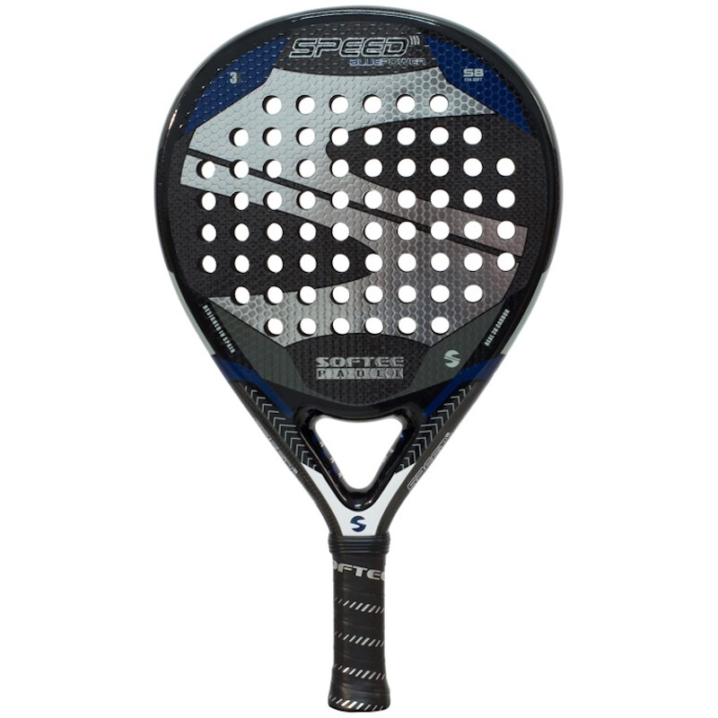 Softee Padel Speed Blue Power